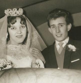 Jim Kennedy and Anne Kennedy
